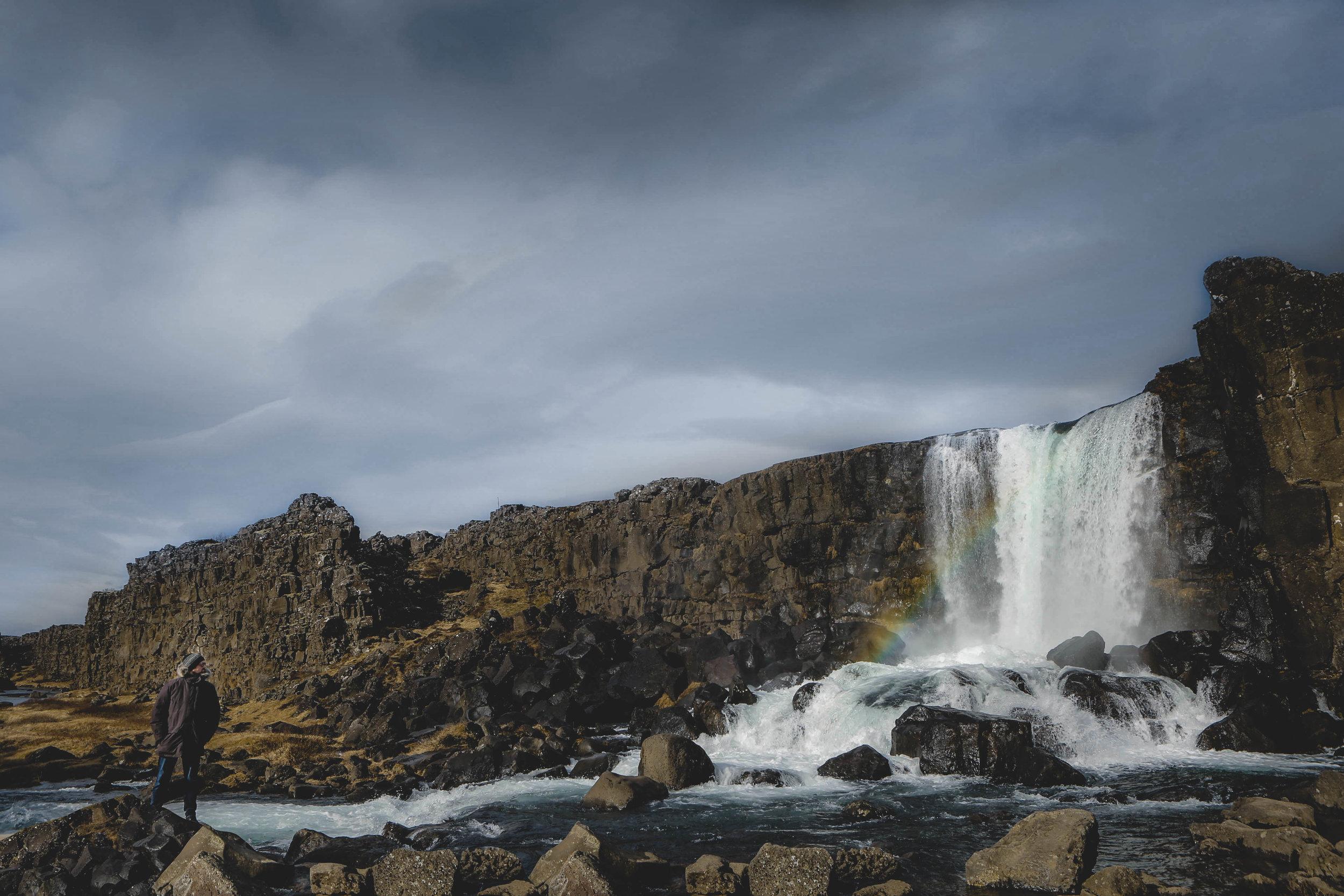 Þingvellir (Thingvellir)
