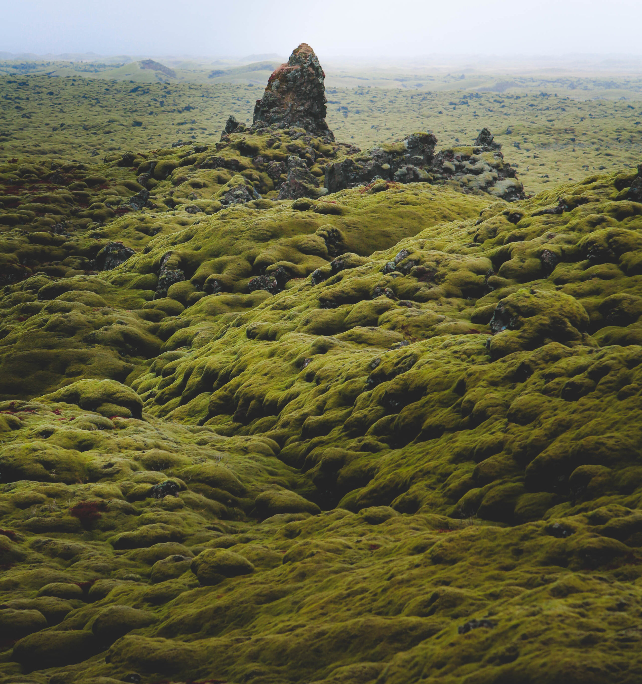 Laufskálavarða Lava Fields
