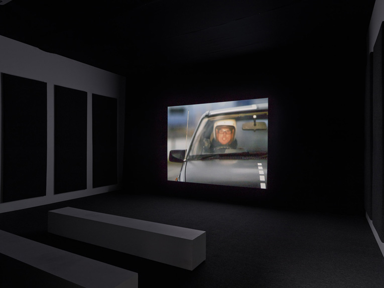 William Hunt's video at Ibid, LA