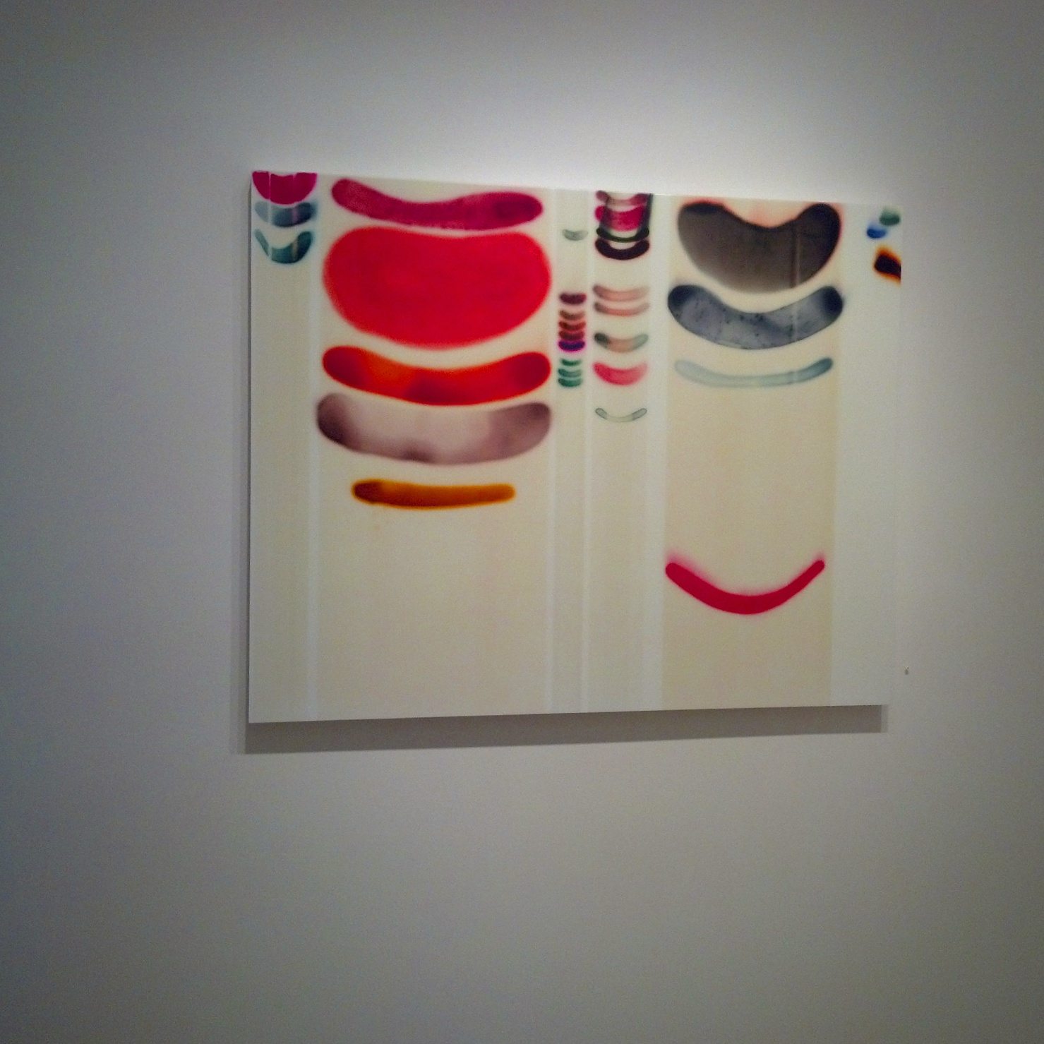 Jaq Chartier at Dolby Chadwick, San Francisco.
