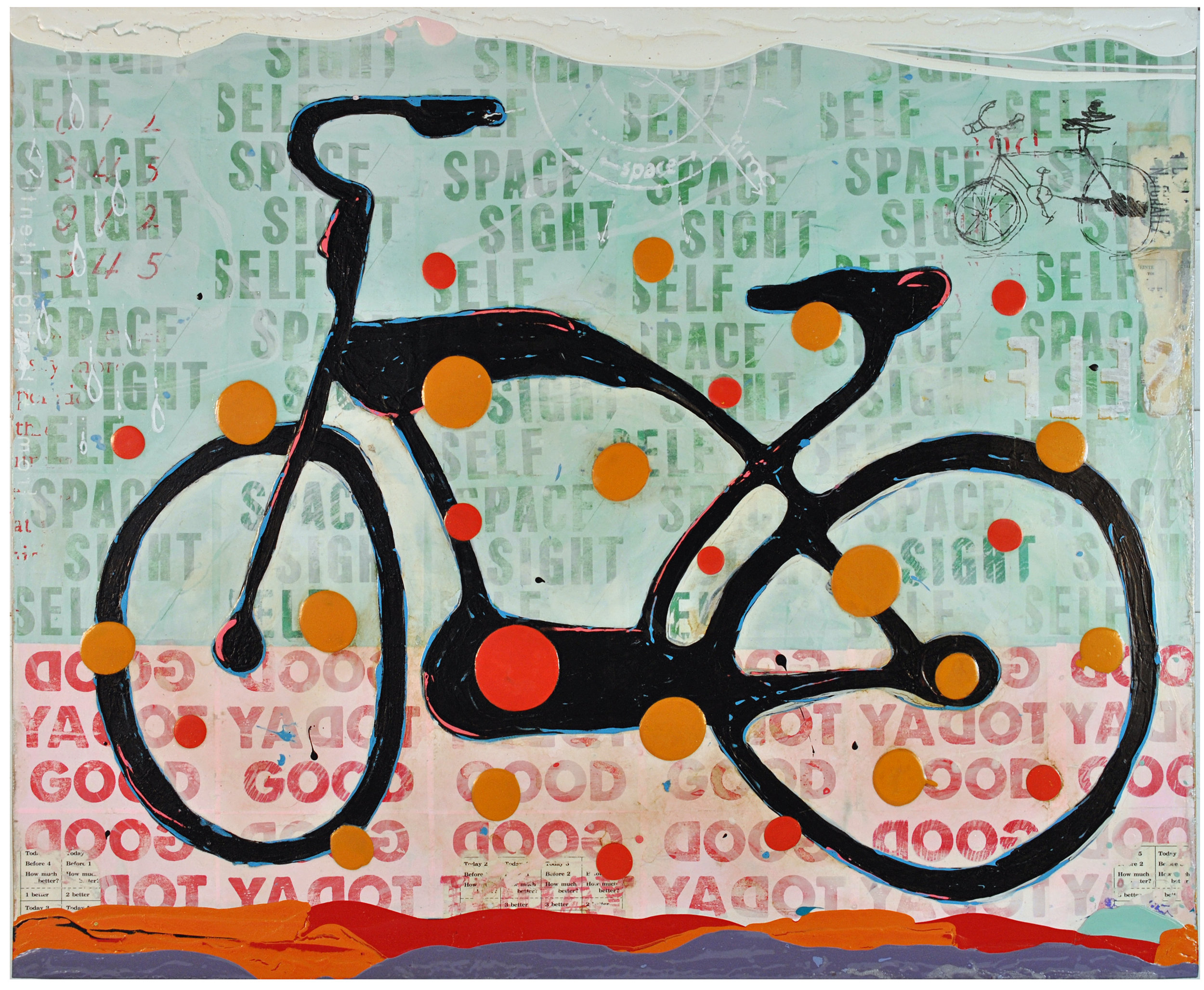 John Nelson, Better Today, mixed media on panel - 48 x 60 inches.jpg