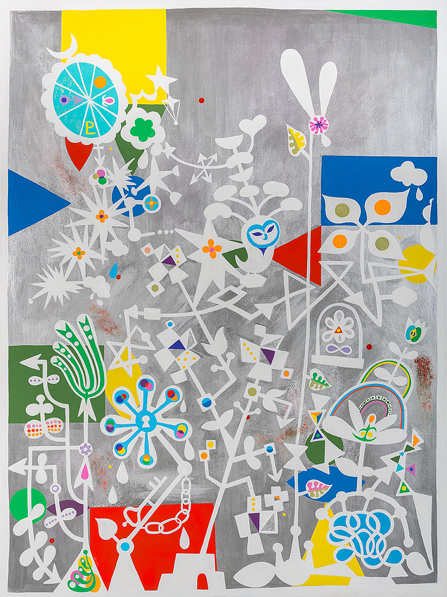 Schnell_The Late Bloomers_2014_Acrylic on canvas_78x58.jpg