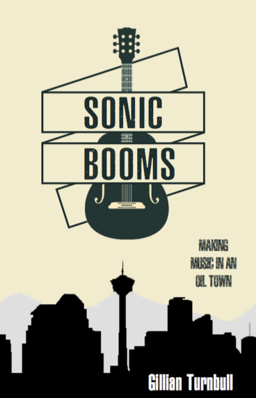 Sonic Booms: Making Music in an Oil Town arrives May 1! Available at  Eternal Cavalier  and  Amazon .