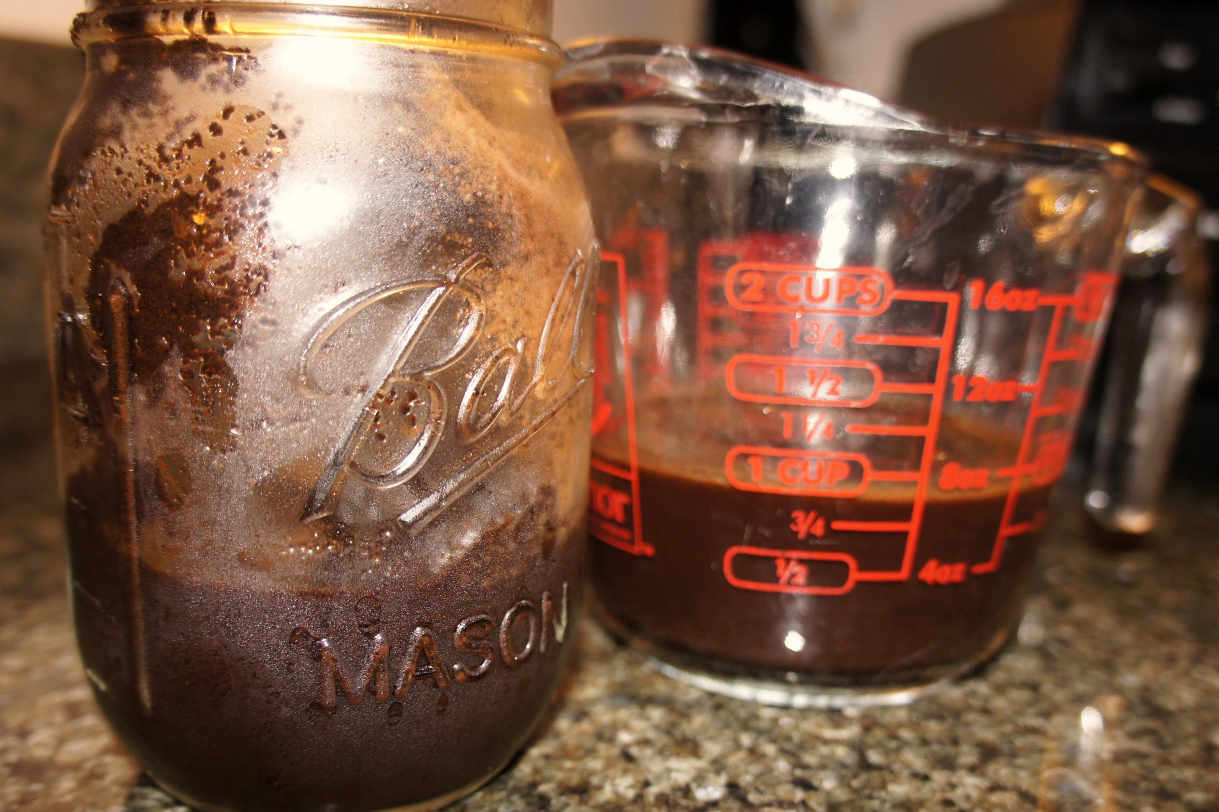 Homemade BluePrint Organic Coffee Cashew Cinnamon Vanilla — janny: organically. #nutmilk