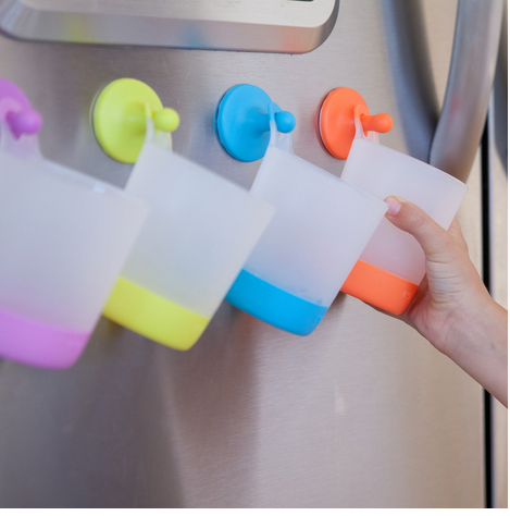 Puj PhillUp Hanging Kids Cups - janny: organically.