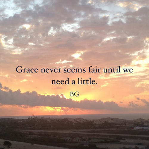 Why I'm Giving Grace to Tullian - janny: organically. #grace #bobgoff