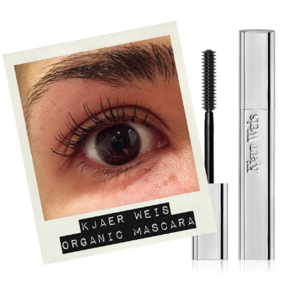 Green Beauty Mascara Guide - Kjaer Weis Organic Mascara