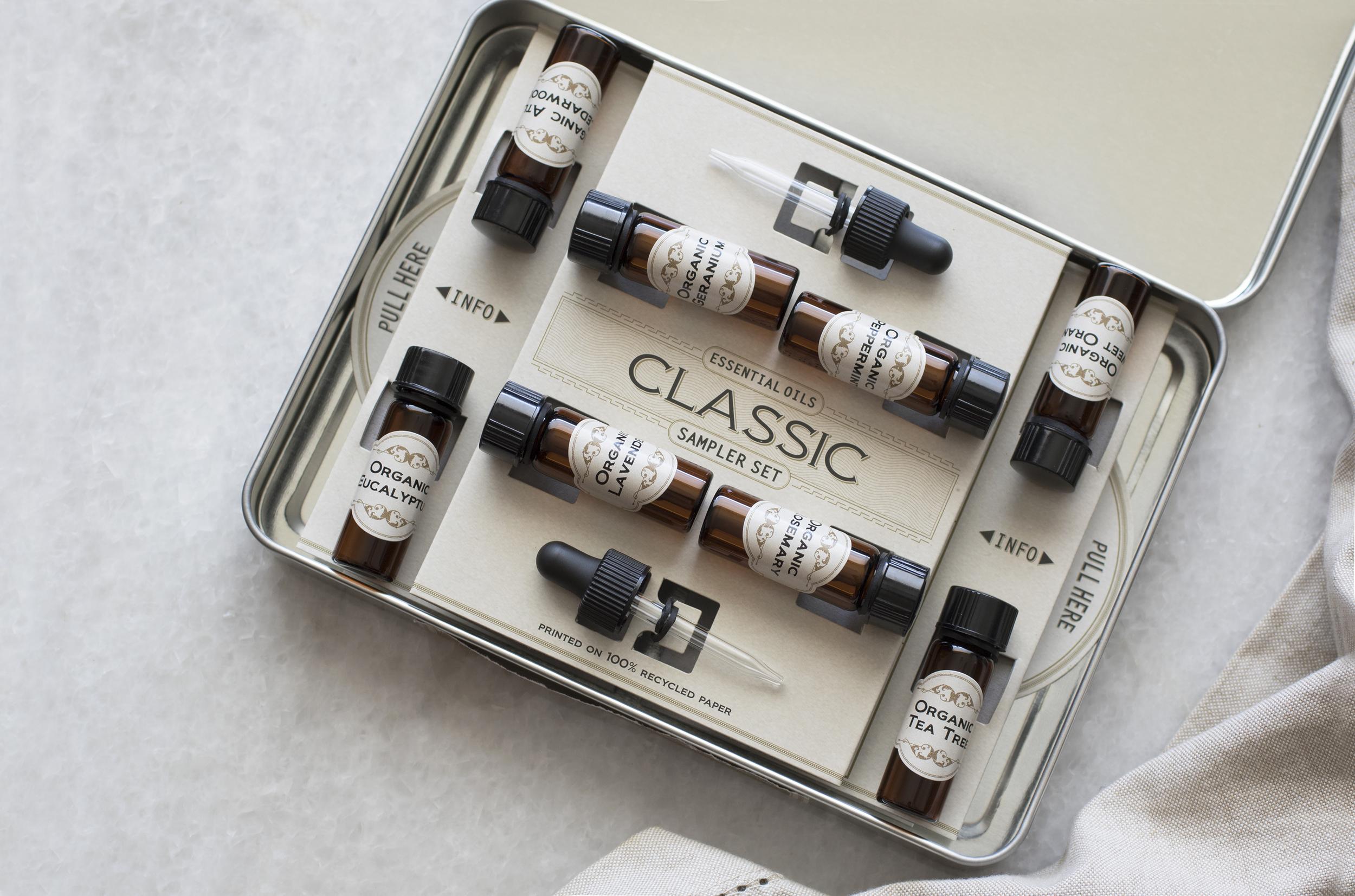 Essential Oils Classic Kit - Mountain Rose Herbs #eos #essentialoils
