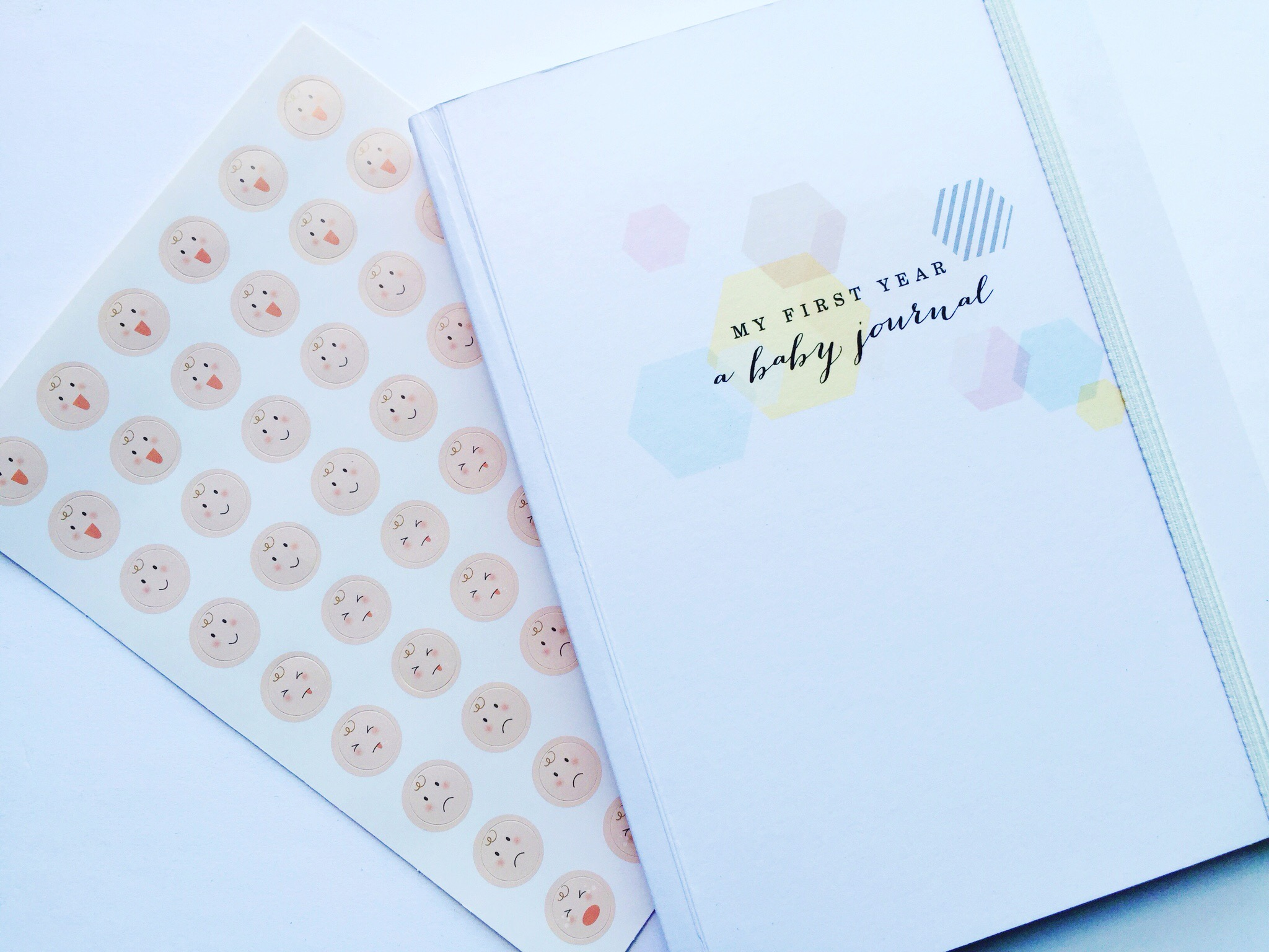 Baby Boy Bakery - Baby Journal - Mama Must Haves - janny: organically.