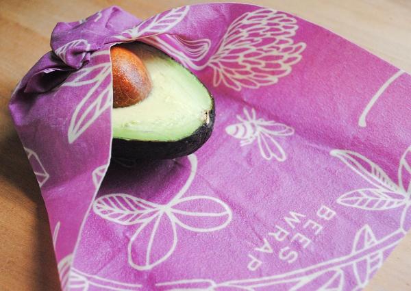 Bee's Wrap Organic, Plastic-Free Food Storage - janny: organically.