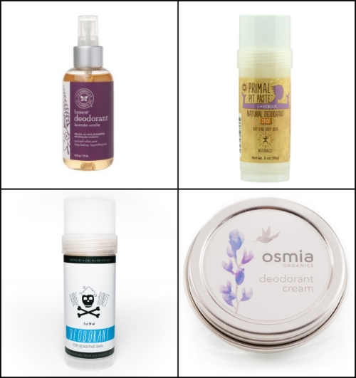 The Clean Beauty Deodorant Guide - the ones that weren't for me - janny: organically.