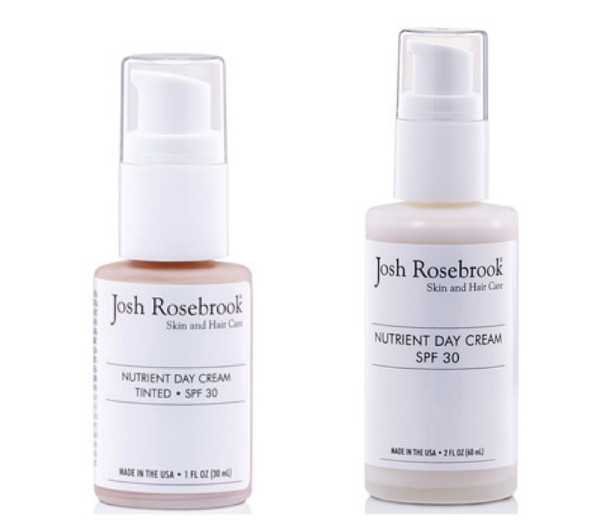 Truly Clean Sunscreens That Work - Josh Rosebrook's Nutrient Day Creams- janny: organically.