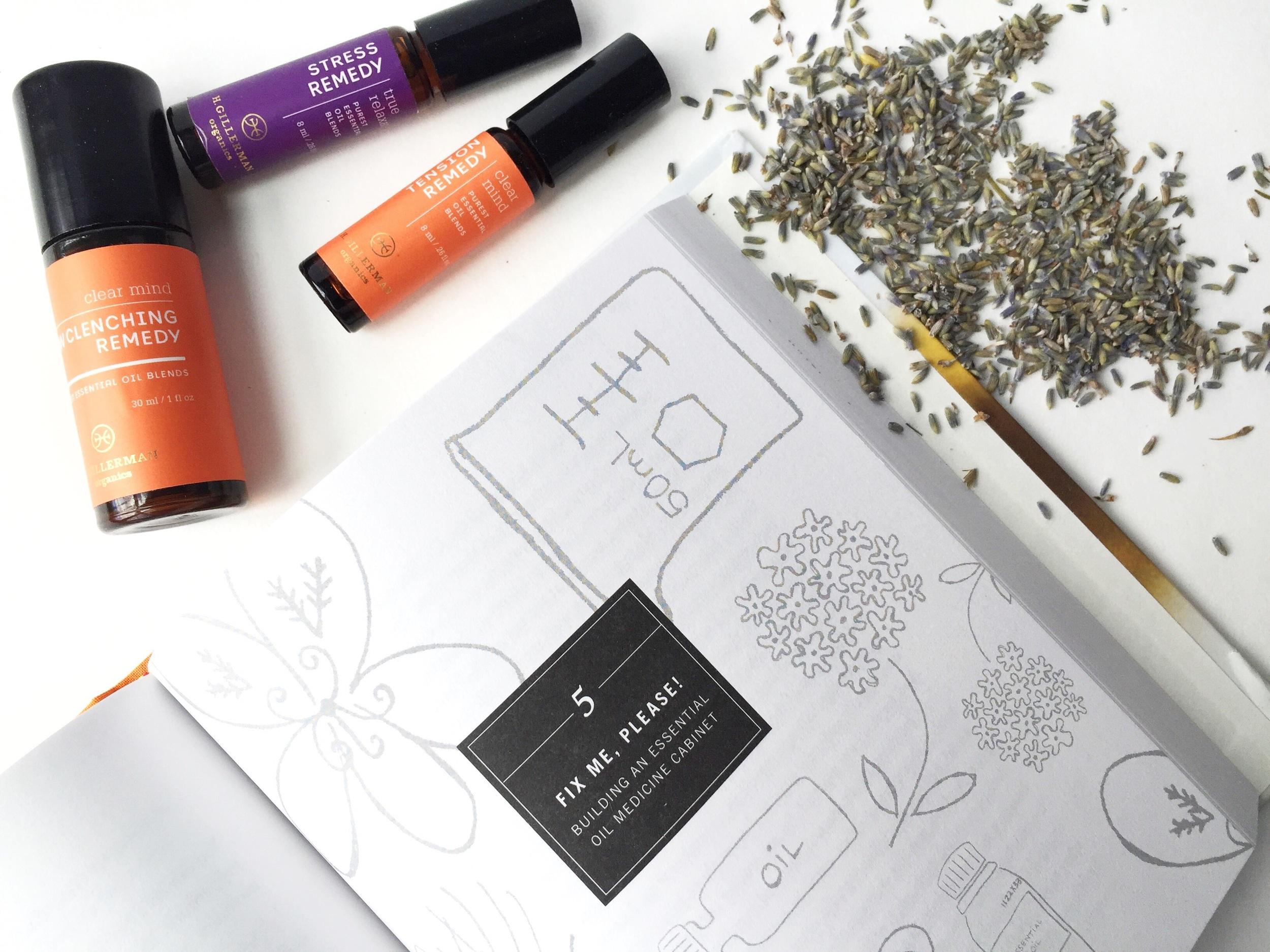 Hope Gillerman Essential Oils | janny: organically.
