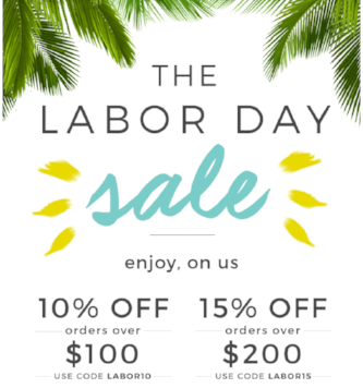 The Detox Market Labor Day Sale | janny: organically.
