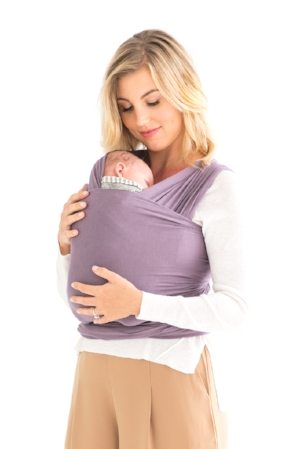 The Basics of Babywearing | janny: organically.
