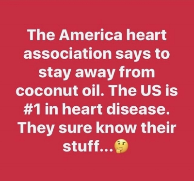 Applying Critical Thinking to the Coconut Oil Claims