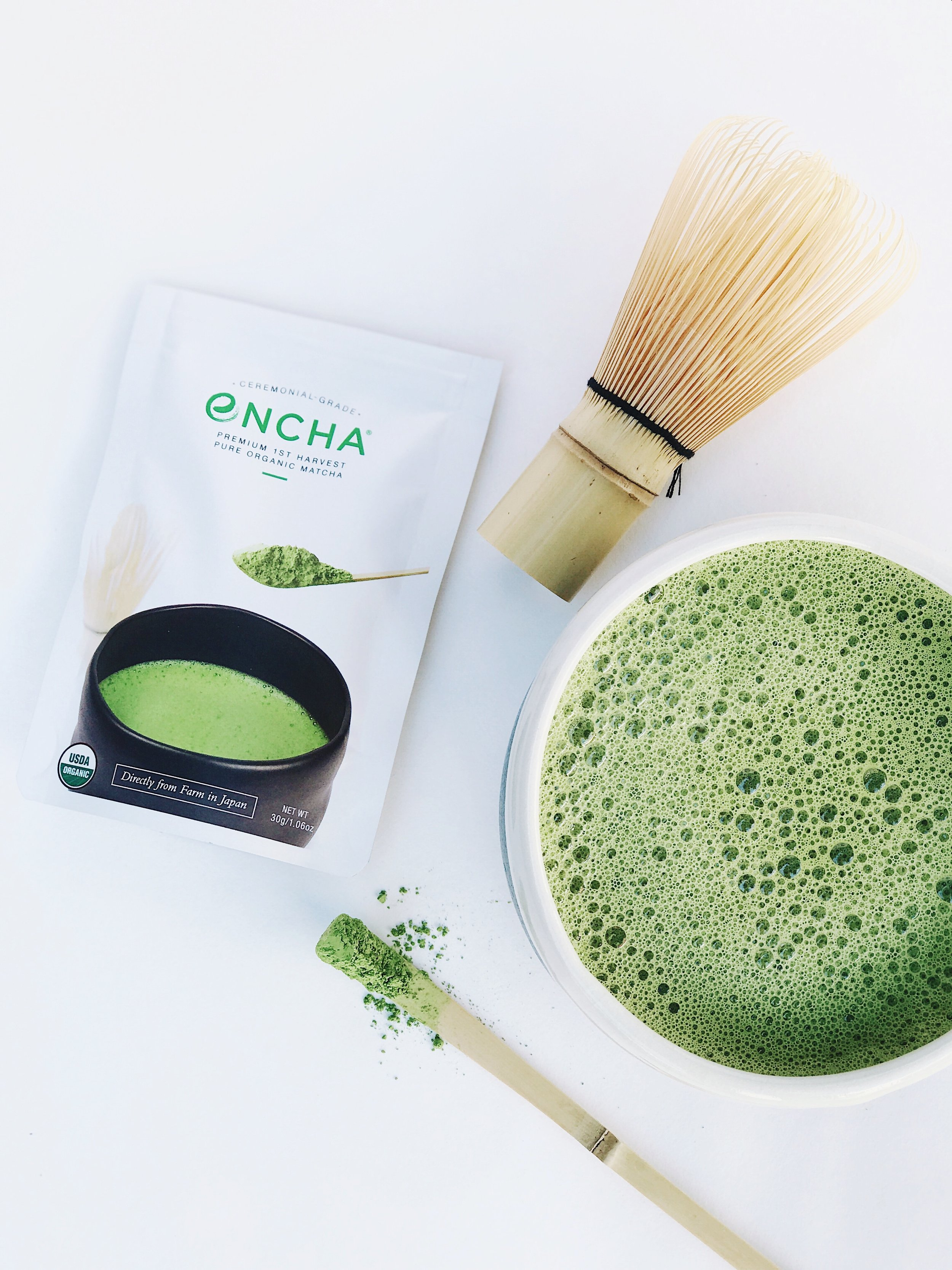 Matcha: The Green Tea That Does it All | janny: organically.