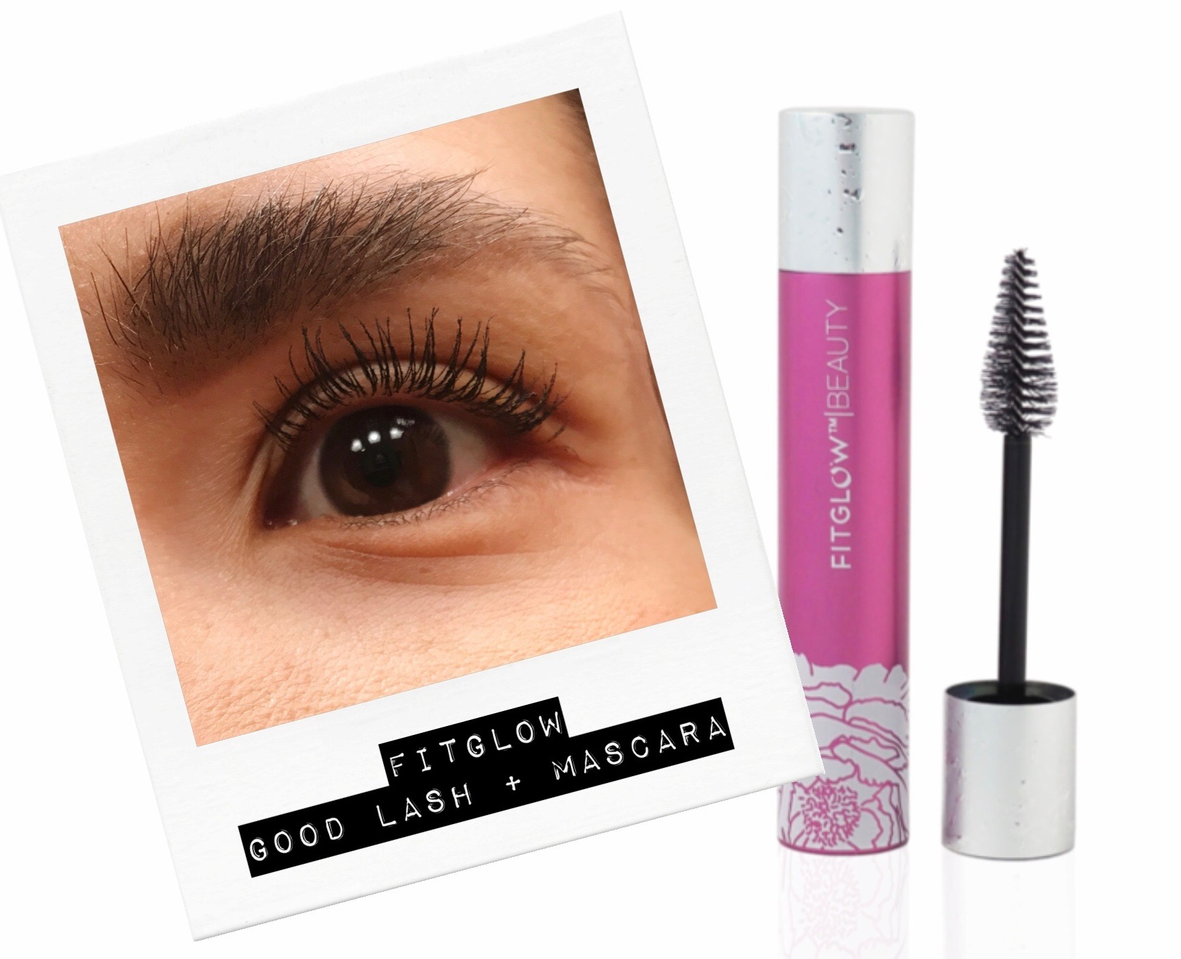 Green Beauty Mascara Guide - FitGlow Good Lash + Mascara | janny: organically.