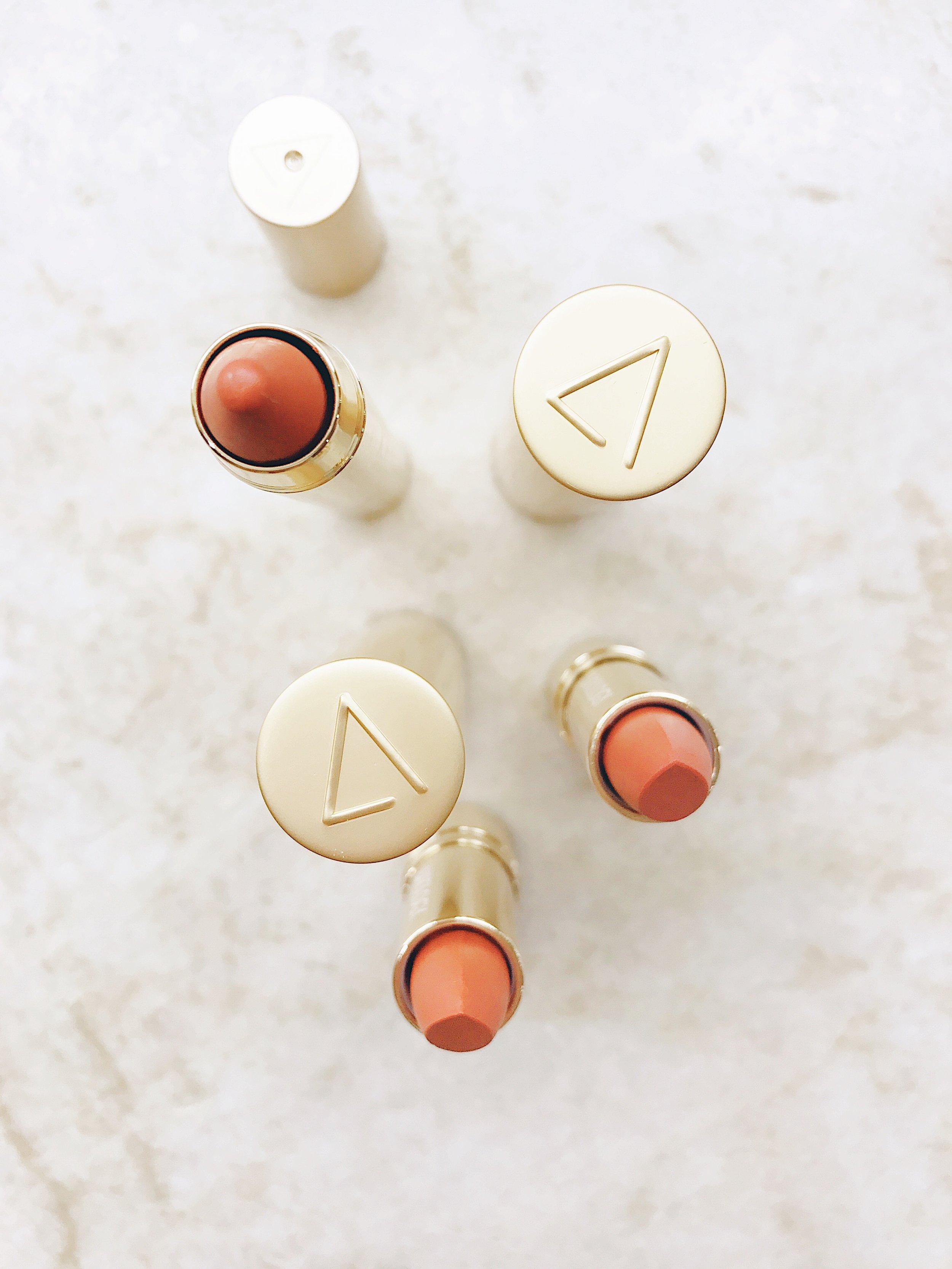 Axiology Organic Lipstick and Lip Crayons at Revolve | janny: organically.