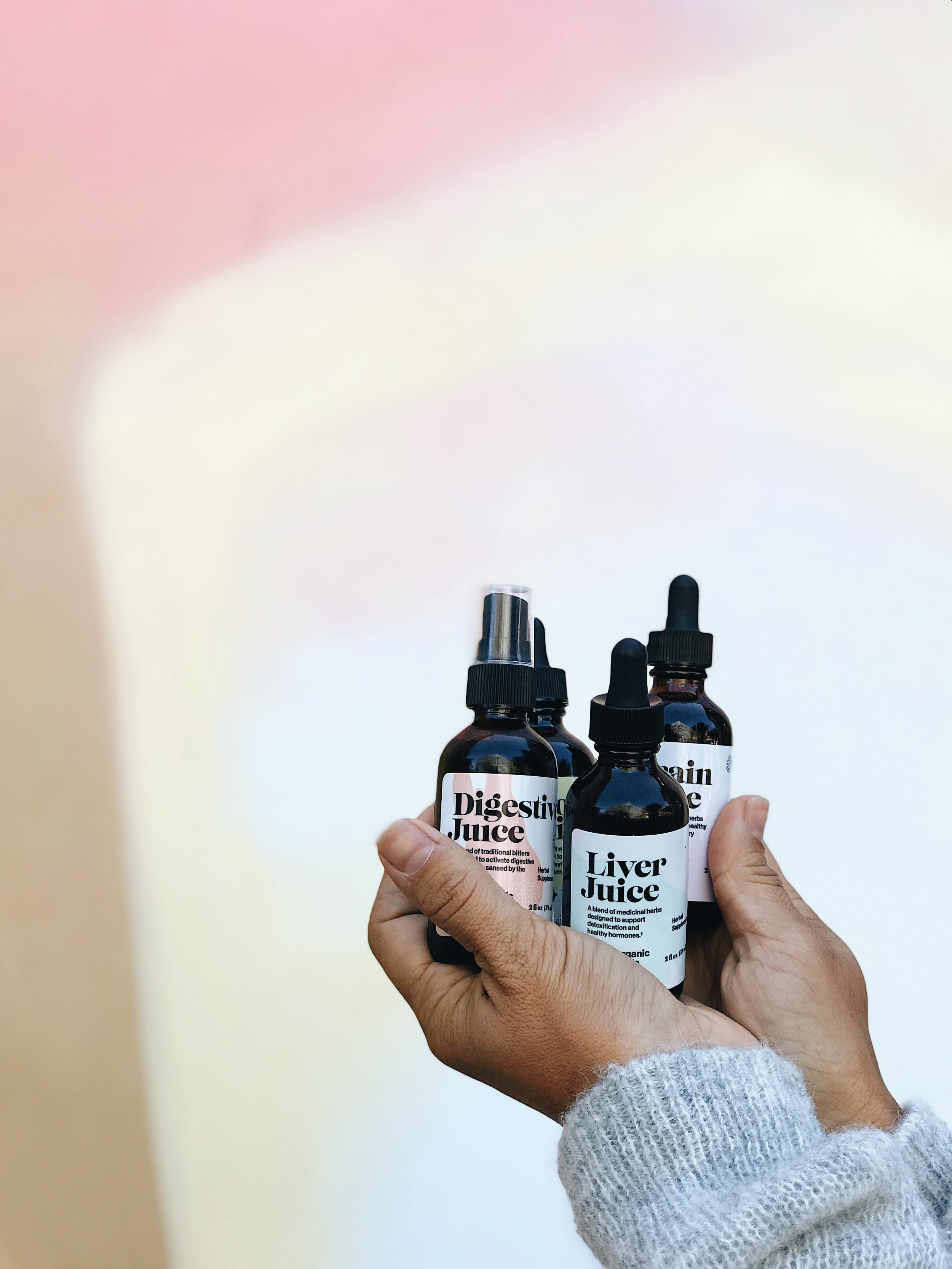 Organic Olivia's Herbal Tinctures Review