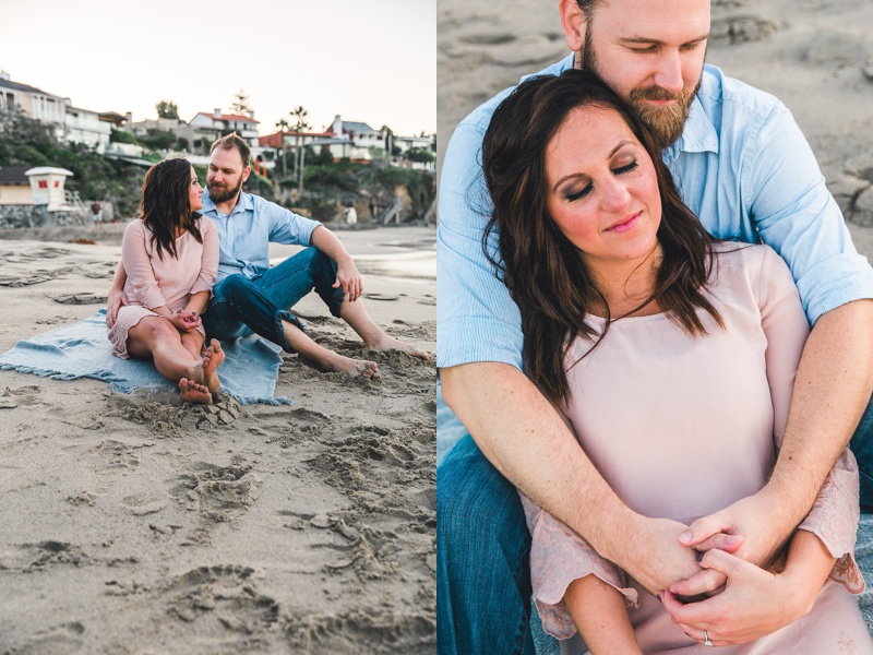 carie + chris | engagement by jannet blas photography // jannetblas.com