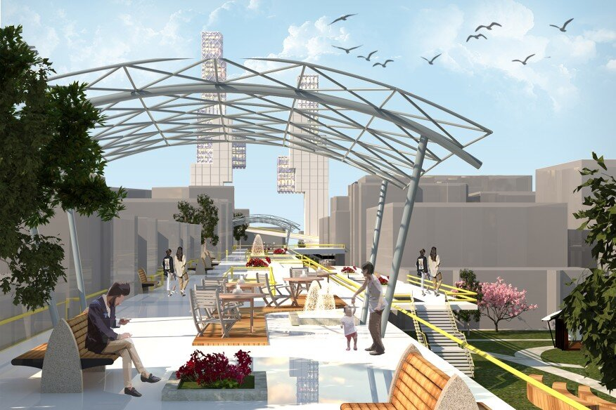 University of Maryland, School of Architecture, Planning, and Preservation and Al-Nahrain University, College of Engineering, Architectural Department - Heba Amer Dawood, Aisha Alaa Salih, and Kabas Abdul Hameed Salman