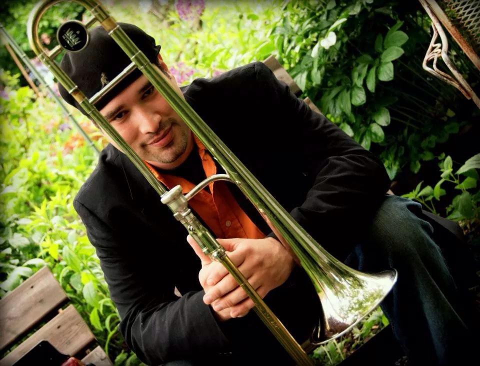 George Saenz - Bass Trombone (Texas, USA)