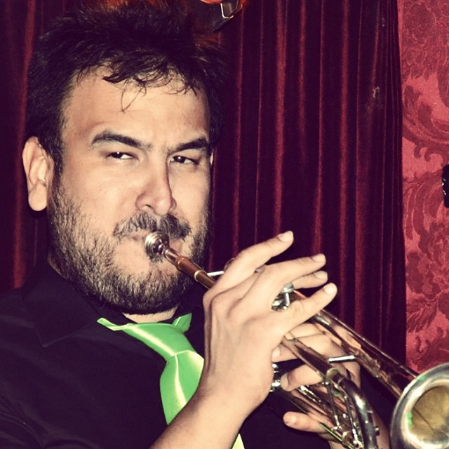 Hugo Moreno - Trumpet (Texas, USA)