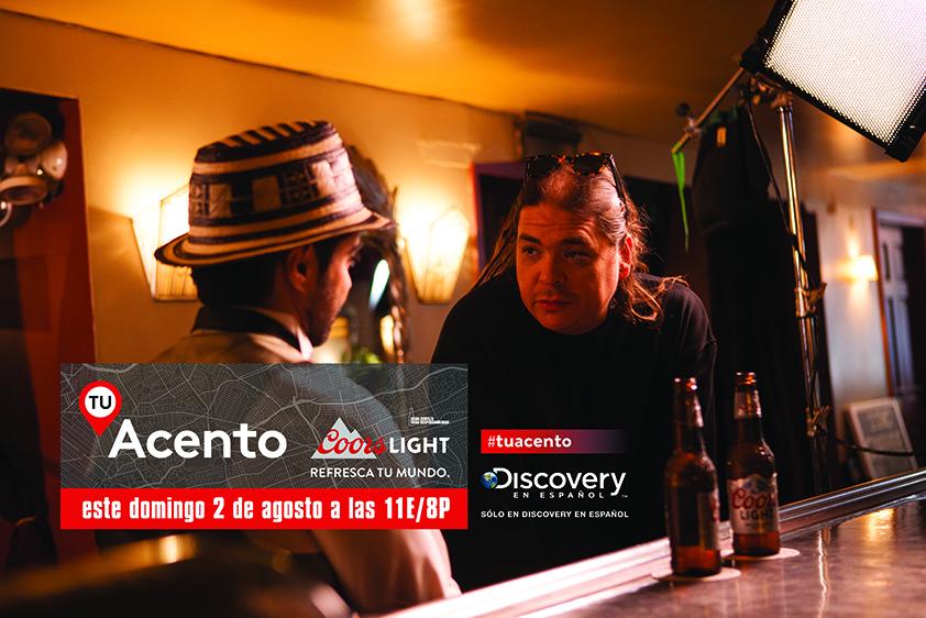 "Discovery En Español - ""Tu Acento"" series"