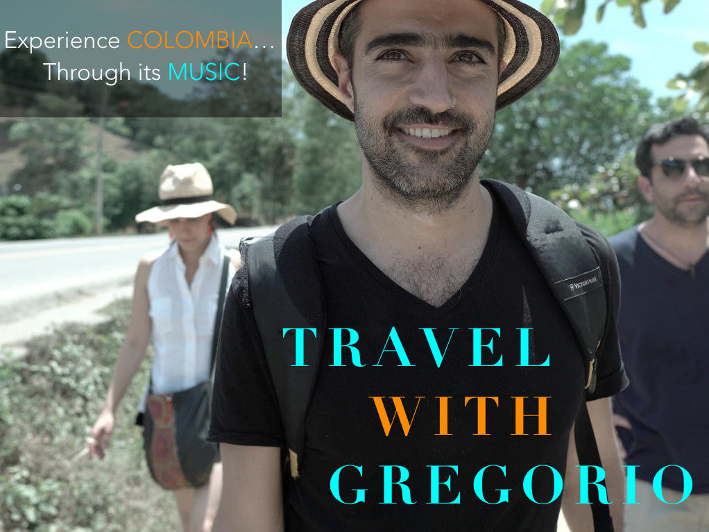 - Join me on a unique MUSICAL TOUR in COLOMBIA where we'll learn, dance and share with some of the most authentic traditional musicians in the country.