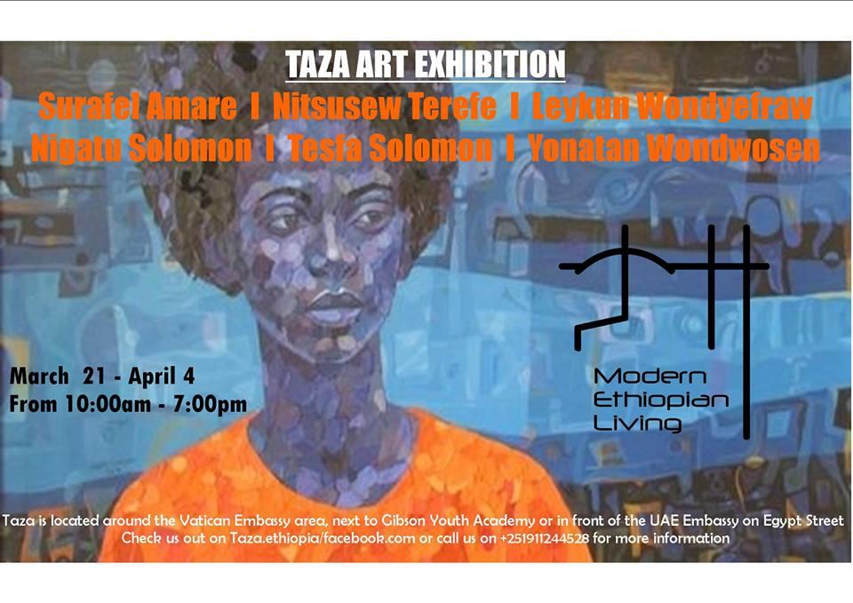 Taza Art Exhibition