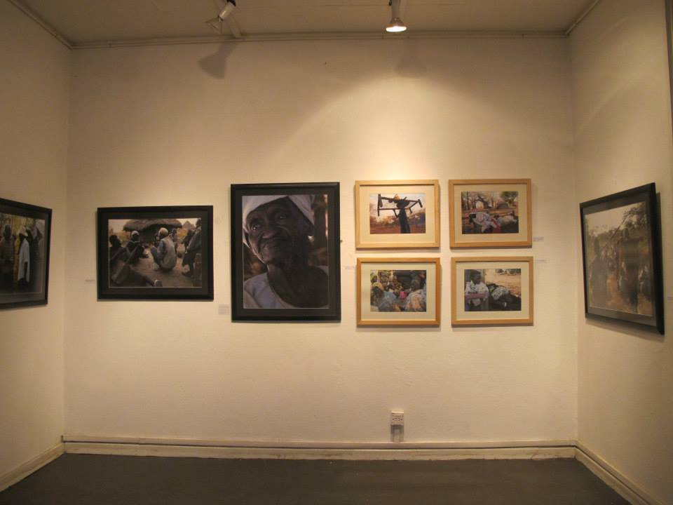 Jerome Tubiana's photography show on the joint borders of Sudan, South Sudan and Ethiopia -entitled 3 borders / 3 frontiers, exploredthe life of those who live in between thesethree lands point