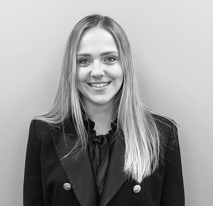 Kate Allen   - BCom Operations Analyst