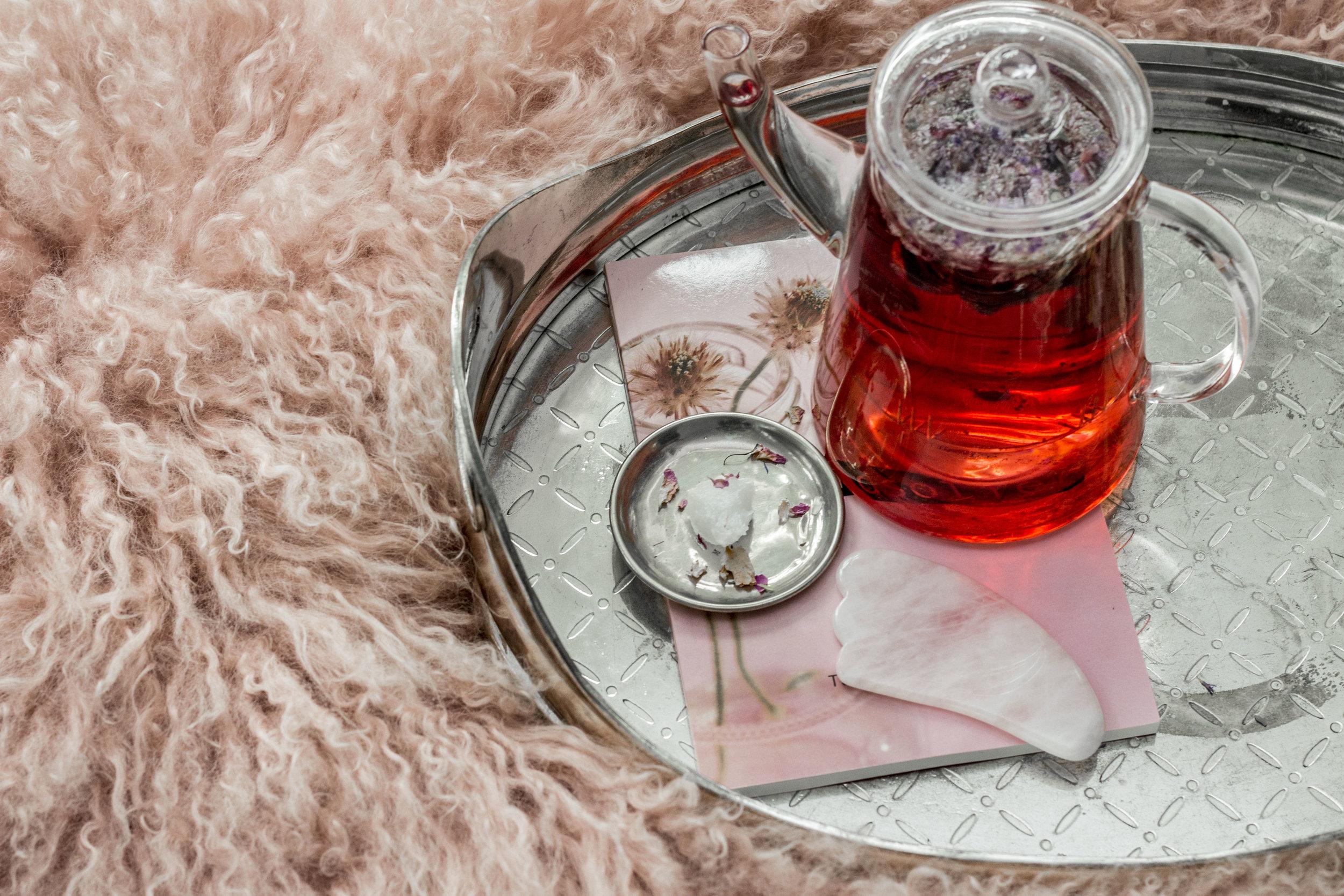 hibiscus gløgg opskrift alkoholfri