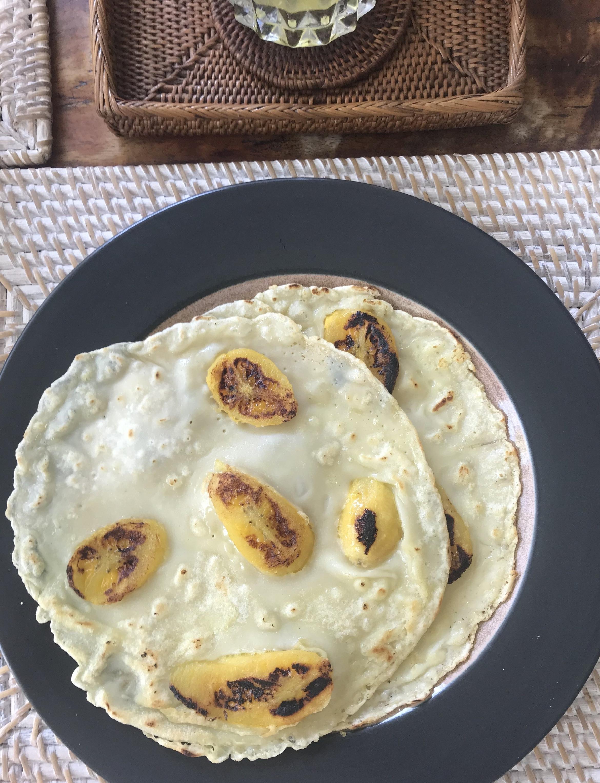 glutenfri og mælkefri pandekage opskrift rismel kokosmælk