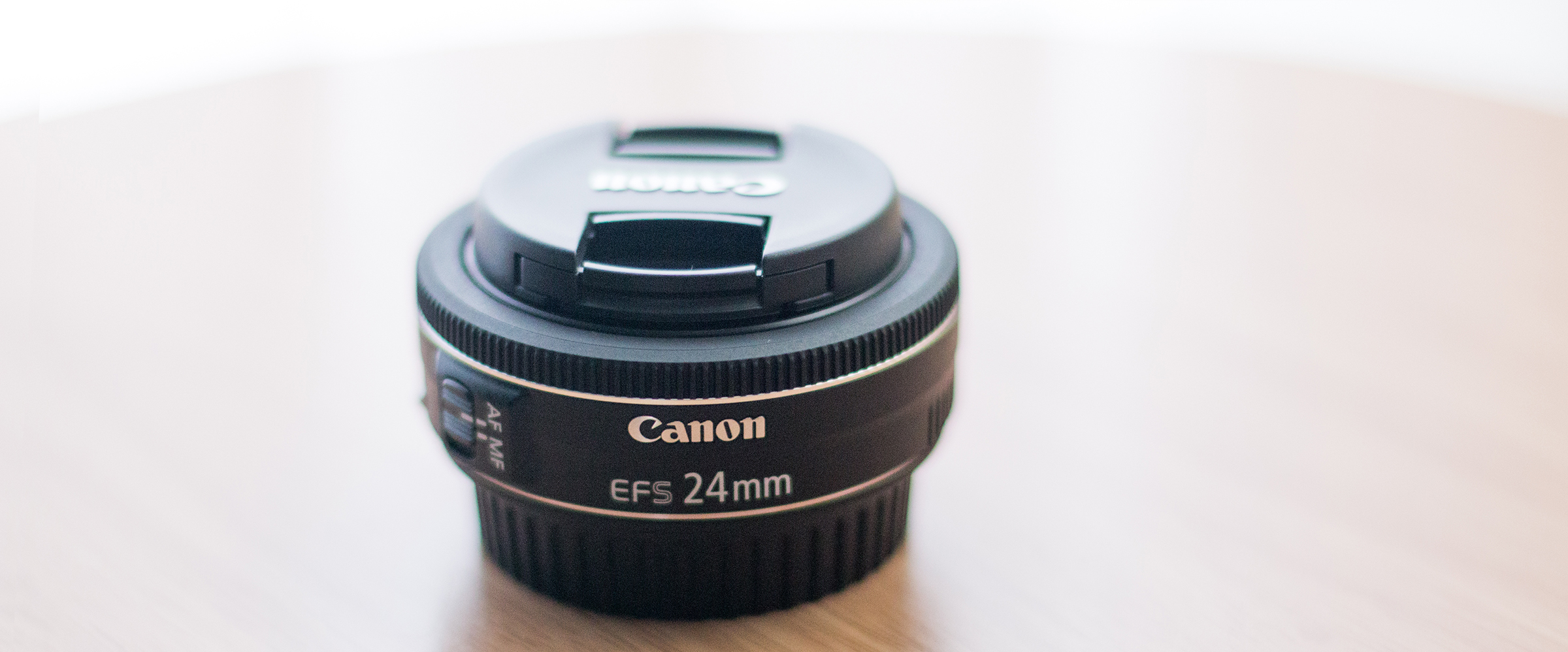 Canon 24mm f/2.8 STM