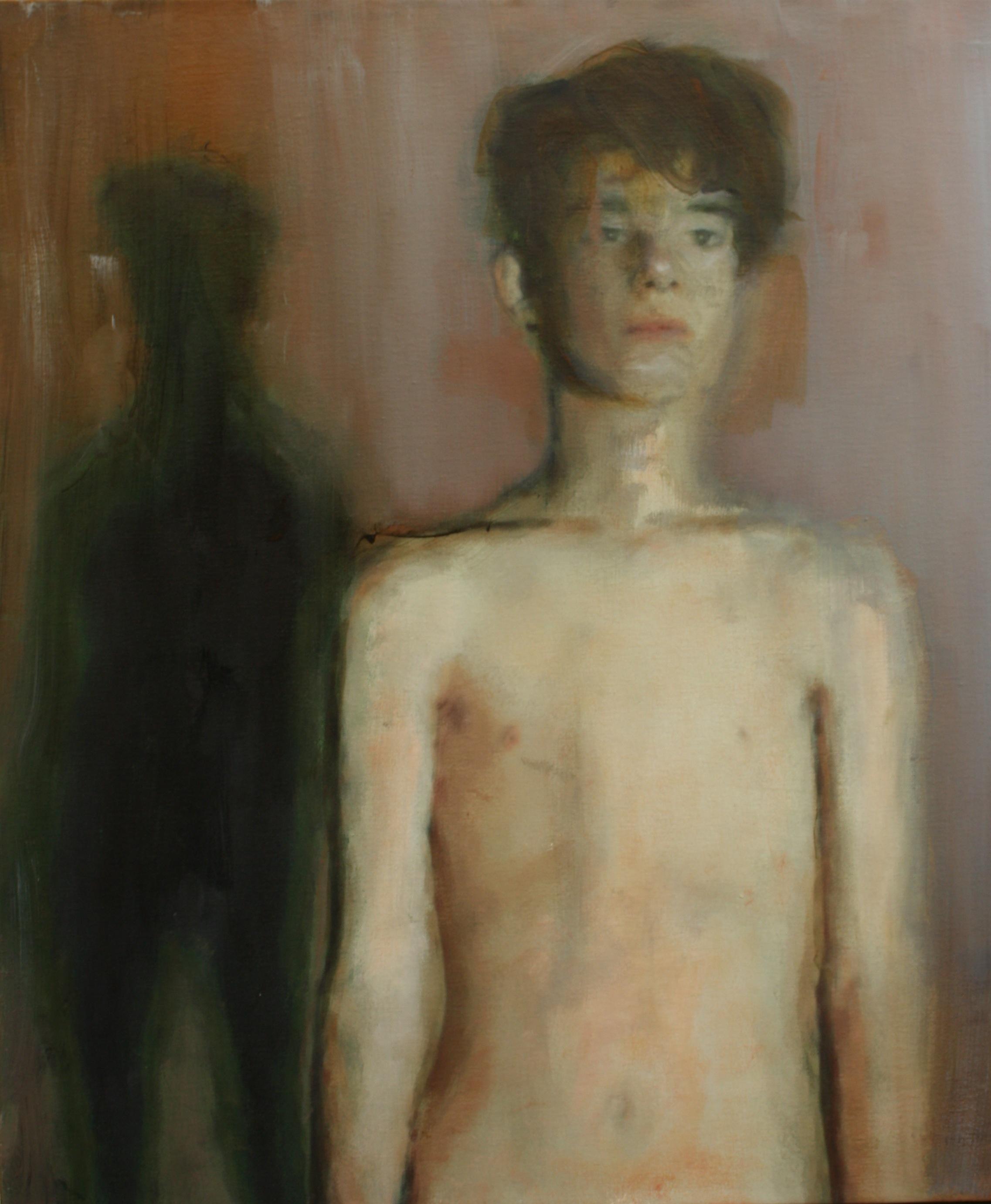 Untitled, 2009 Oil on canvas on wood 60 x 50 cm