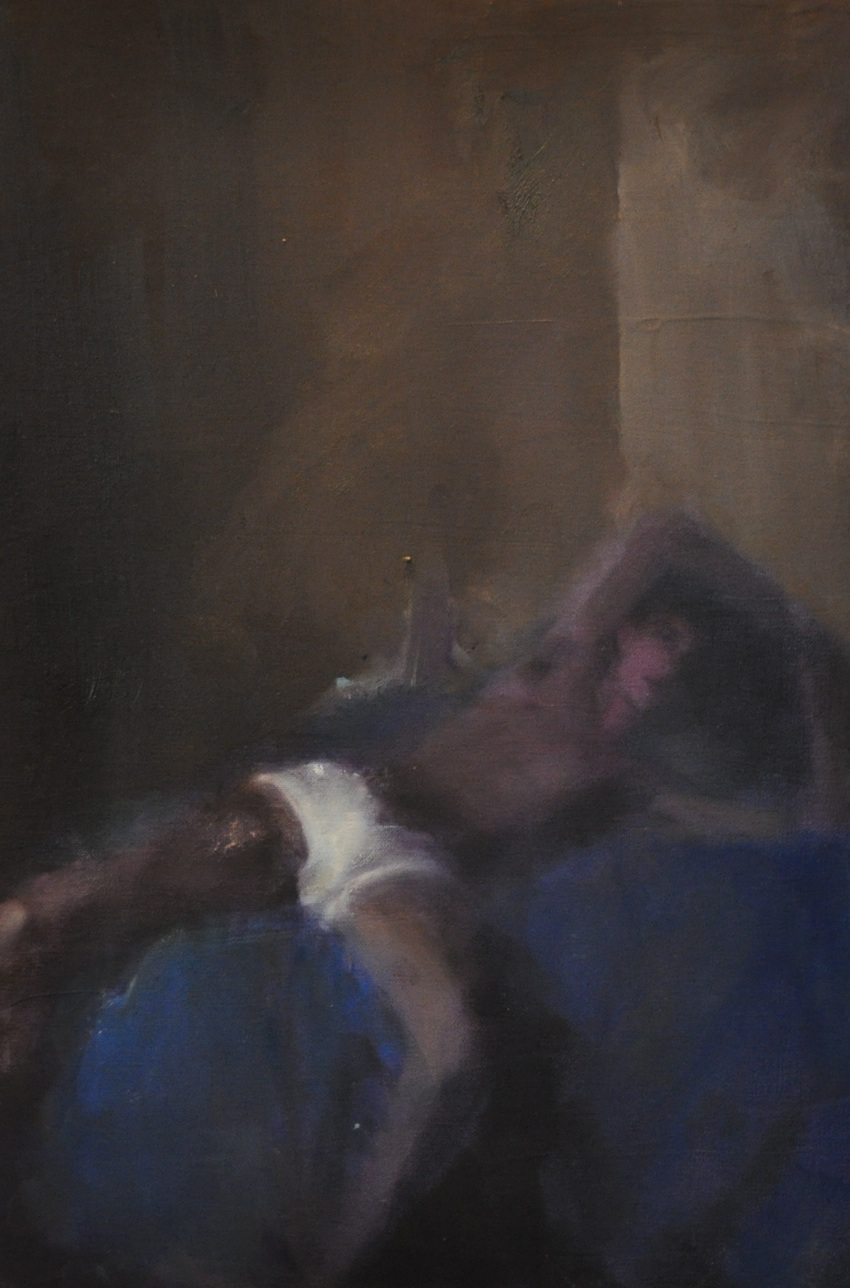 Untitled, 2010 Oil on canvas on wood 60 x 40 cm