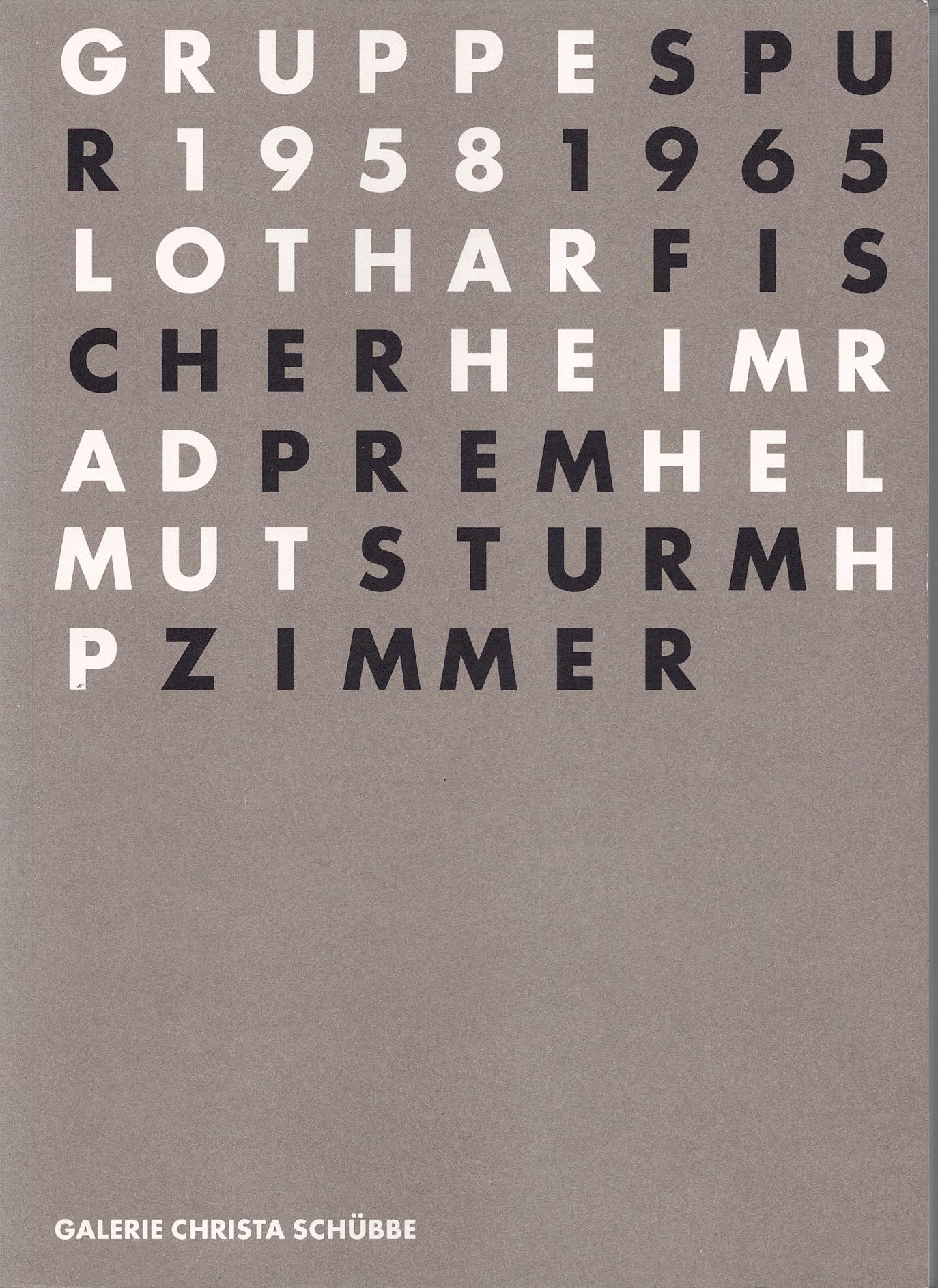 SPUR,  1985-1965, 2003