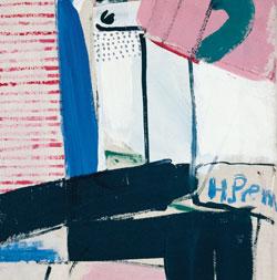 Heimrad Prem Werke aus der SPUR-Zeit , Galerie van de Loo, 2014