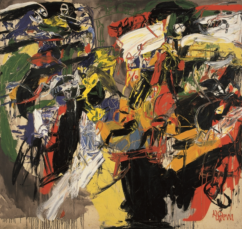 Untitled, 1962 Oil on canvas 200 x 200 cm
