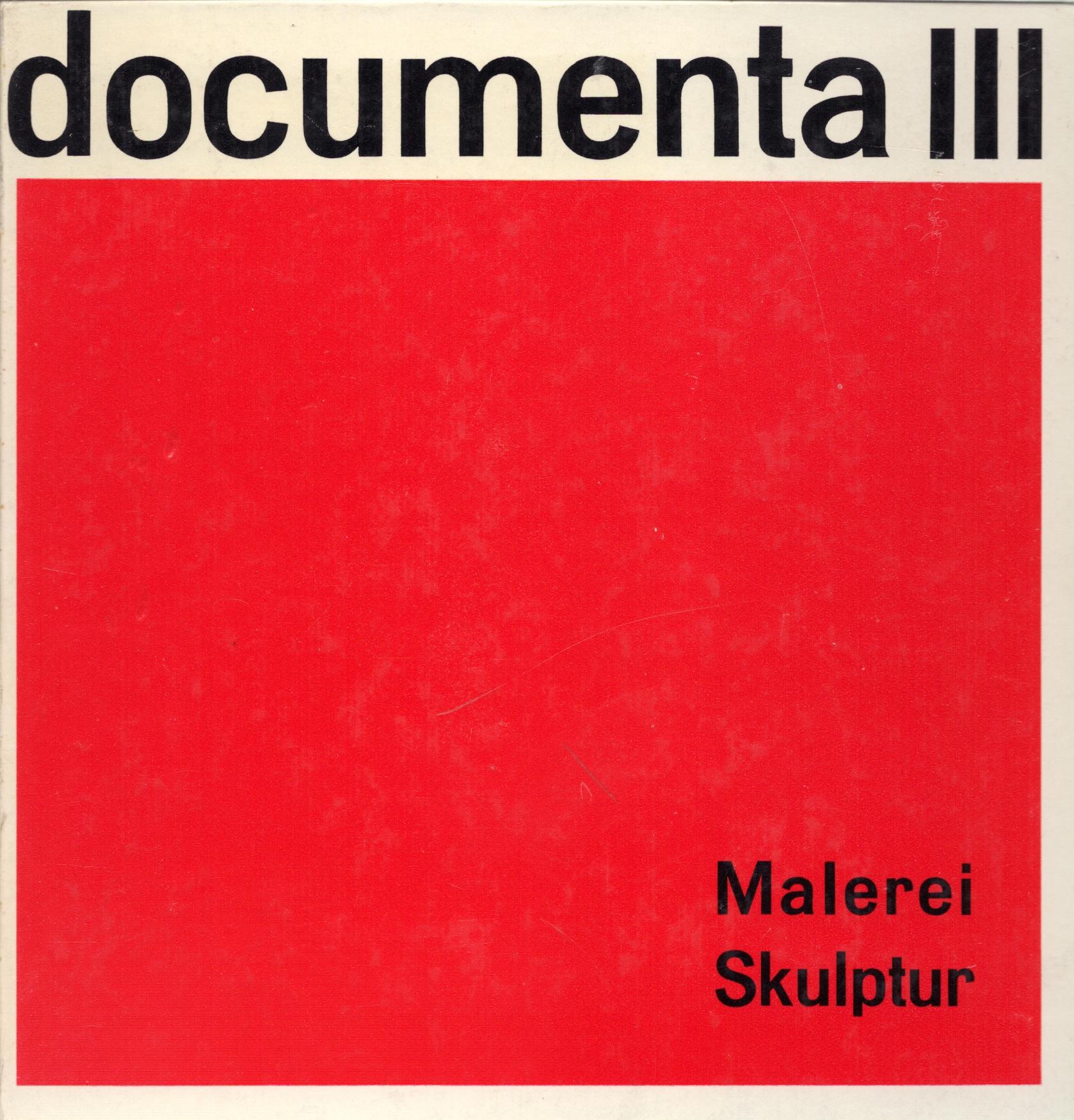Documenta III, Dumont, 1964