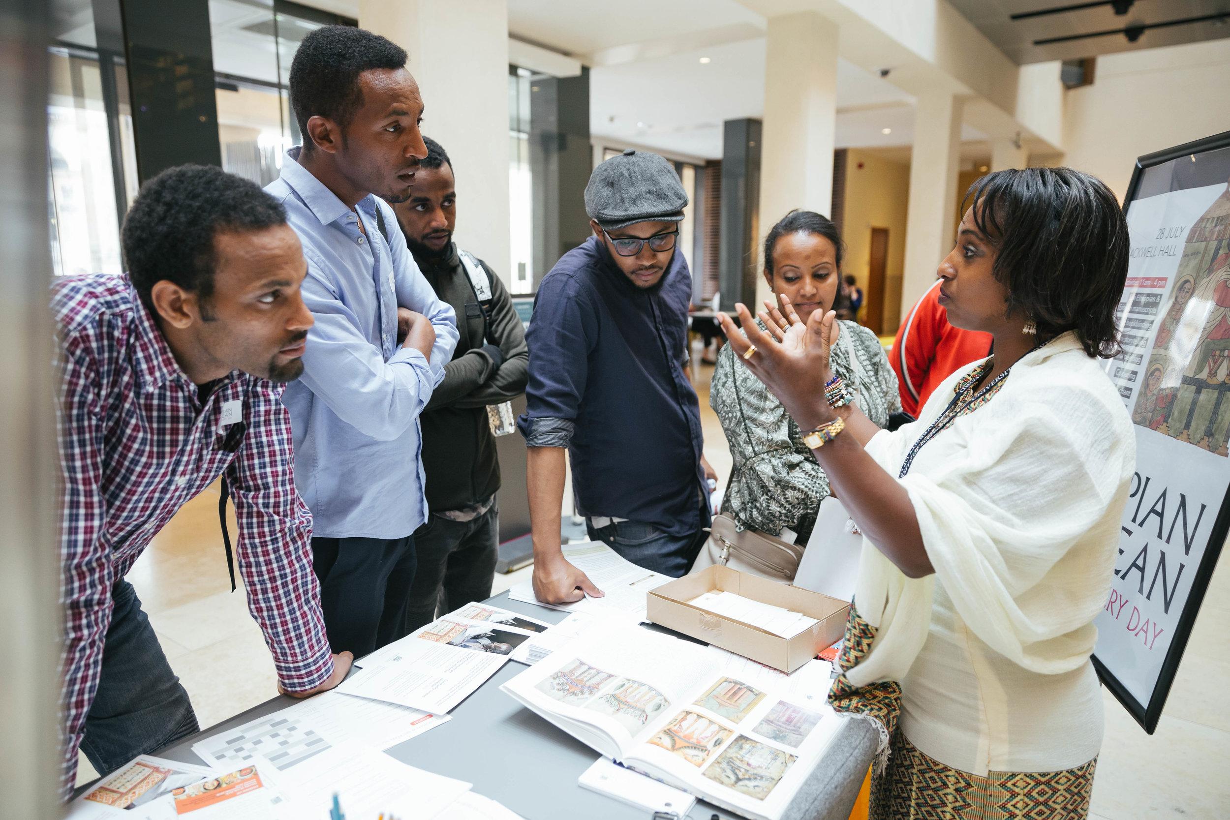Bodleian Library - Ethiopian & Eritrean Discovery Day by Ian Wallman-0273.jpg