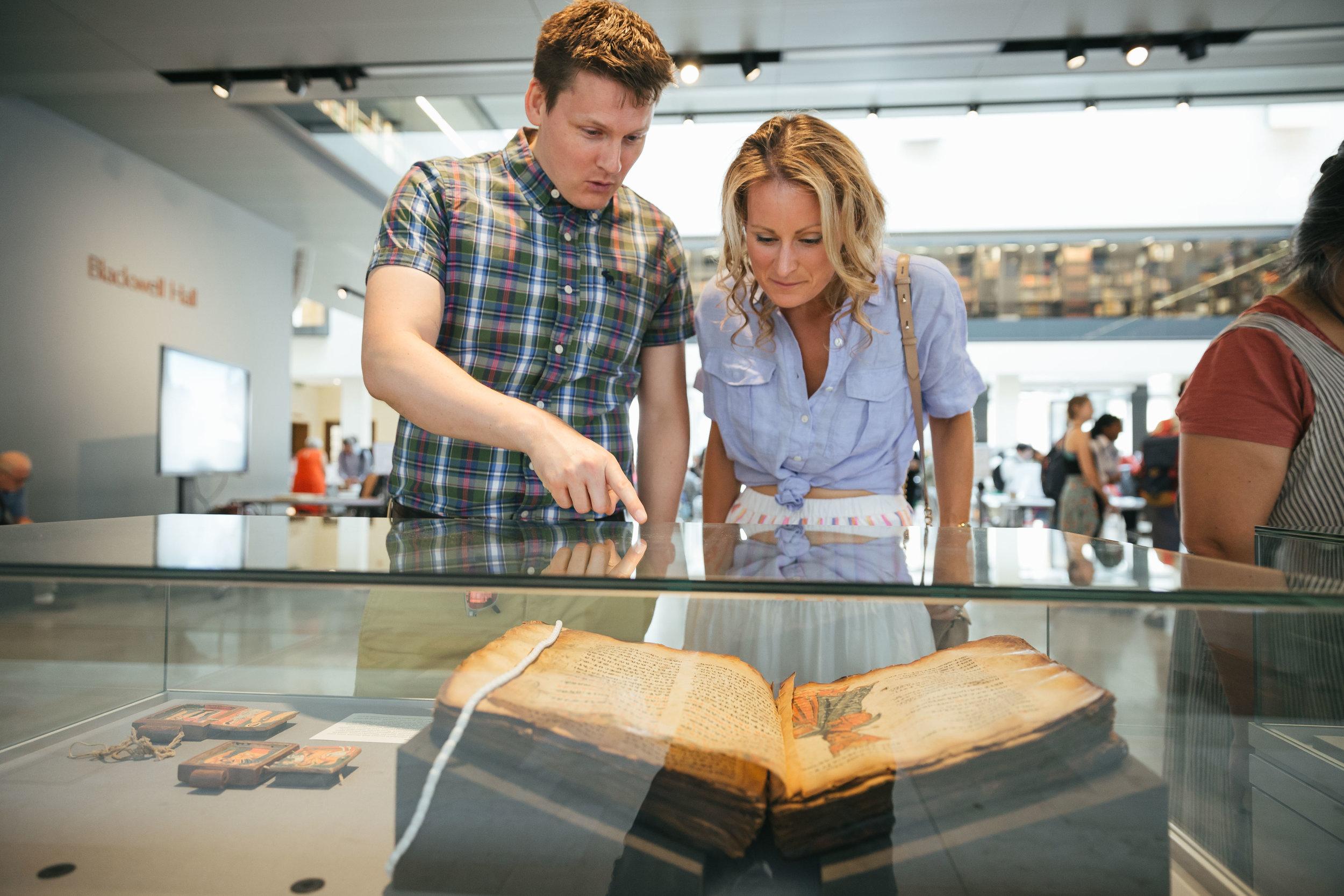 Bodleian Library - Ethiopian & Eritrean Discovery Day by Ian Wallman-0413.jpg