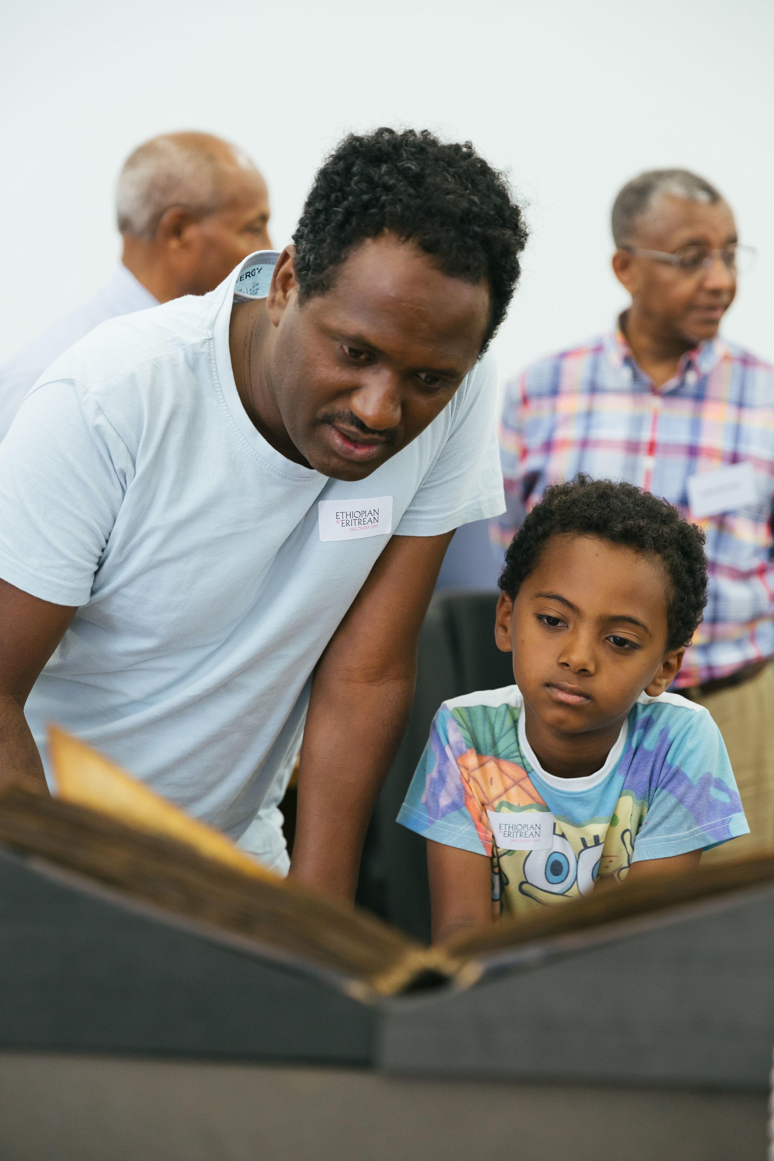 Bodleian Library - Ethiopian & Eritrean Discovery Day by Ian Wallman-8458.jpg