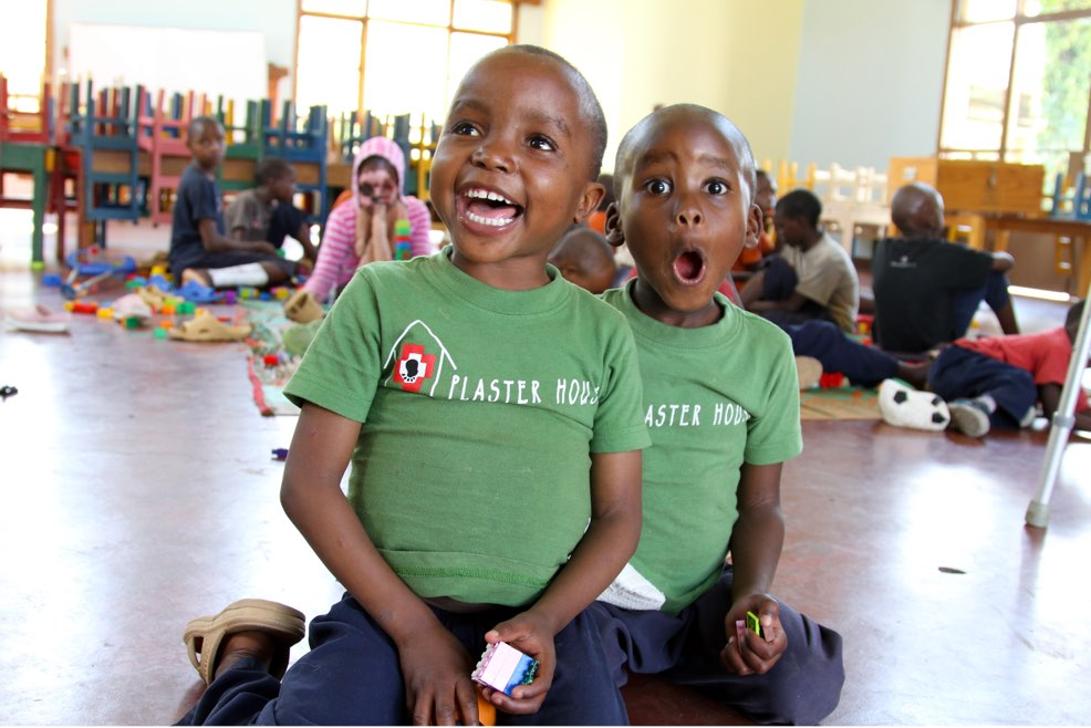 Thank You! - Your donation will make a lasting impact on the life of a child!