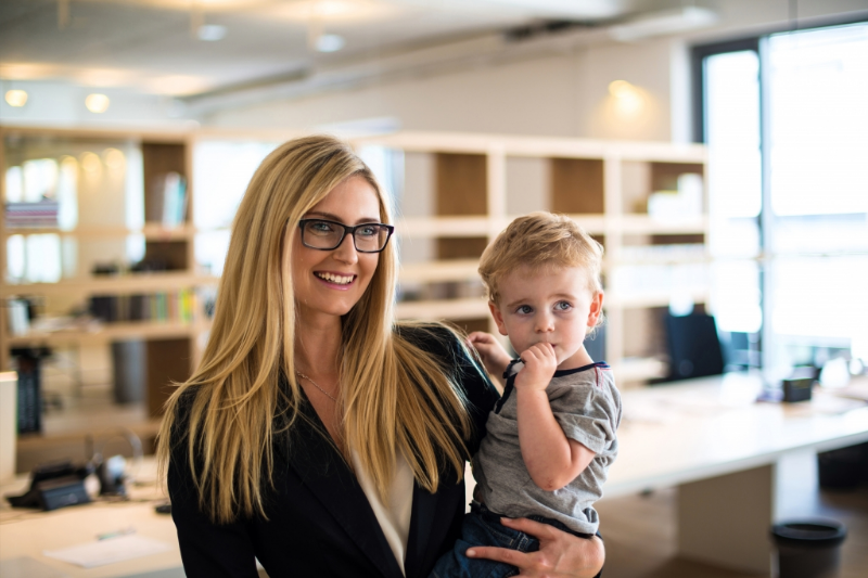 evoke coaching - working mother