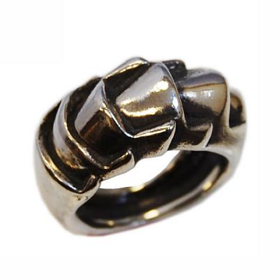Shrimp Scale Ring