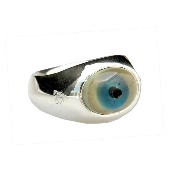 Signet Eye Ring