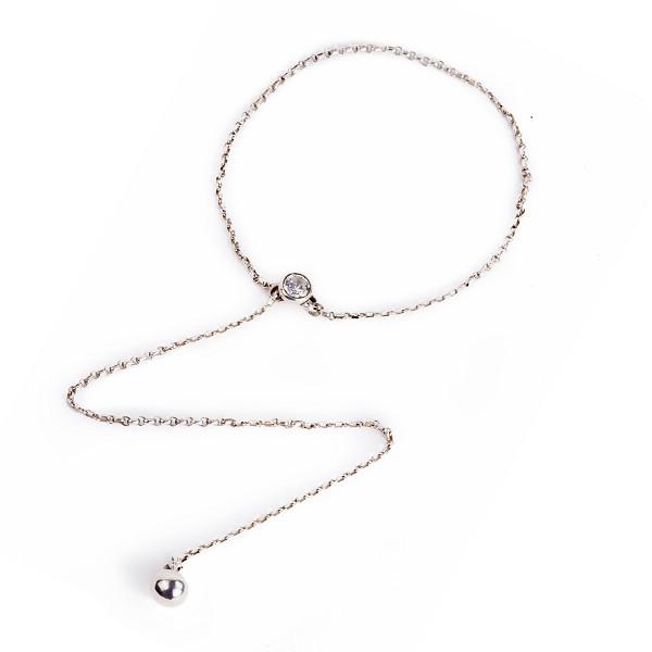 Headlight Slide Necklace
